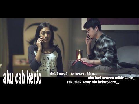 Hip Hop Dangdut - Aku Cah Kerjo (Romantis!!!)Terbaru!! Ndx A.K.A