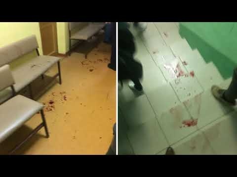 Опубликованы фото с места нападения на школьников в Перми