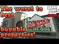 Gambar cover The worst and best properties to buy in GTA Online