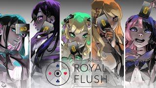 【R6S】♠ロイヤルフラッシュ本番!♦5分ディレイ【ぶいすぽっ!/橘ひなの】