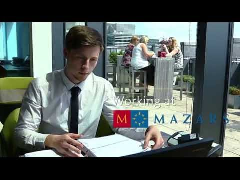 Mazars School Leavers - Daniel, Audit