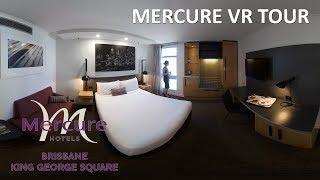 Mercure Brisbane King George Square Hotel VR Tour
