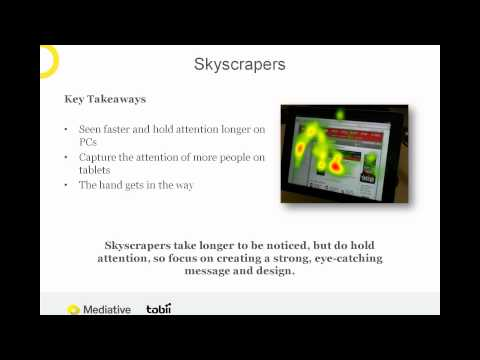 Eye Tracking Informs Display Ad Effectiveness - Case Study of Tablets vs. Desktop.avi