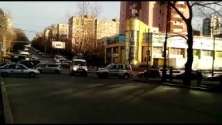 В Хабаровске управление ФСБ подверглось нападению