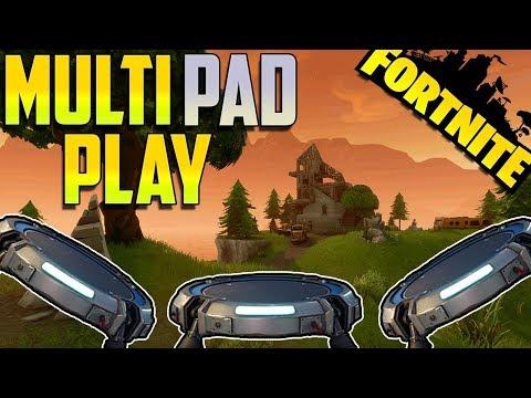 Multi Launch Pad Play (Fortnite Battle Royale)