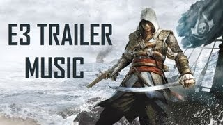 Assassin's Creed 4 Black Flag - E3 Trailer Music [Sigur - Brennisteinn]