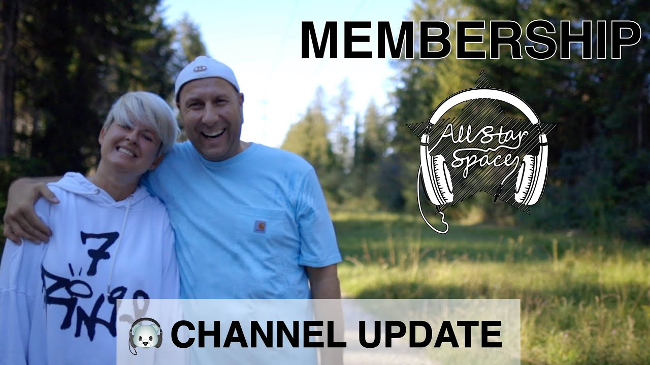 Allstarspace Channel Membership - Join the Allstarspace family!
