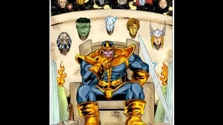 Top 20 de los villanos más poderosos de Marvel (LEAN LA PUTA DESCRIPCIÓN)
