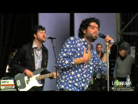"""The Soft White Sixties - """"Rubber Band"""" - Outside Lands 2013."""