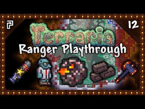 🌳 Terraria 1.3.4 Let's Play   Ranger Playthrough   Goblins, Tinkerer & Star Cannon! [Episode 12]