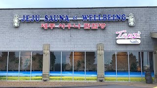24 Hours in Jeju Sauna   Home of Well Being in Atlanta