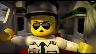 LEGO City film - Dobrodružství ve vzduchu