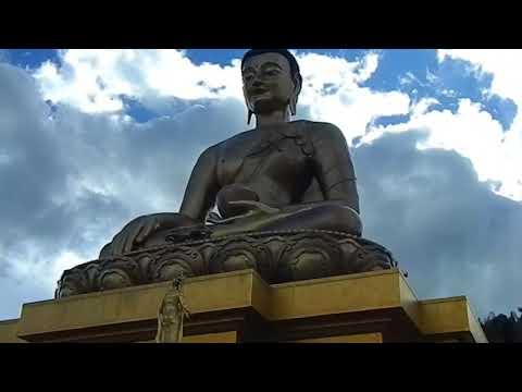Bhutan Travel (Bhutan Tour) | Thimphu | Tourist Attractions Buddha Dordenma Statue | Buddha Statue