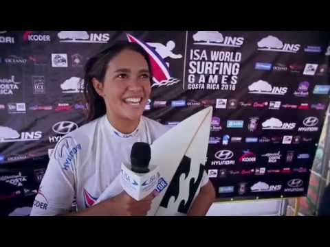 DIA 4 // DAY 4 - INS ISA WORLD SURFING GAMES 2016 - COSTA RICA
