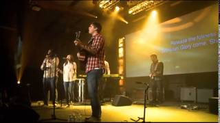 Shekinah Glory - Cory Asbury Live at Pursuit Conference 2010