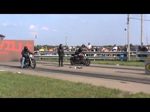 114 9 hp sportster vs 100