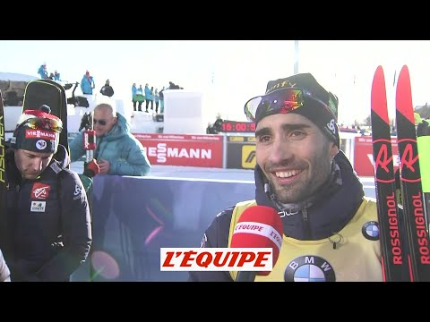 Fourcade «Un enjeu énorme» - Biathlon - CM (H) - Oslo