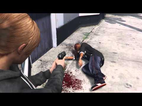 A Random Montage of Crime [GTA V]