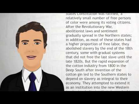 Slavery in the United States - Wiki Videos