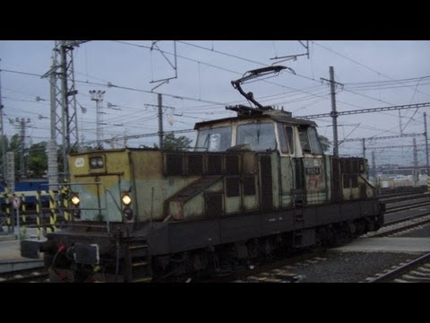 (CZ)Czech Trains- Prague Trams and Metro 6th October 2012