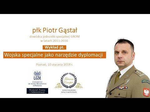 Dowódca GROM: rola wojsk specjalnych w dyplomacji