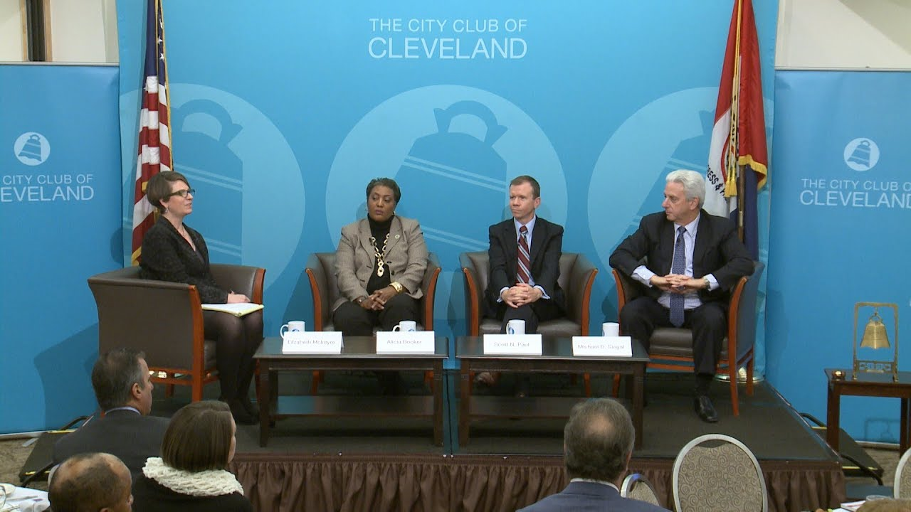 City Club hosting discussion on Man vs. Machine: Watch livestream