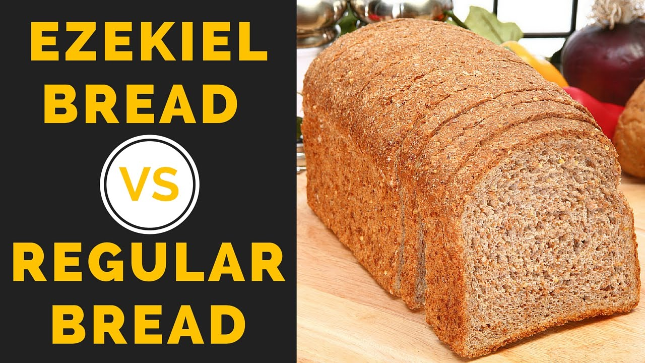 What Is Ezekiel Bread And Is It Healthy Youtube