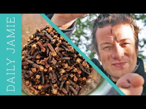 LET'S TALK ABOUT CLOVES!   Jamie Oliver