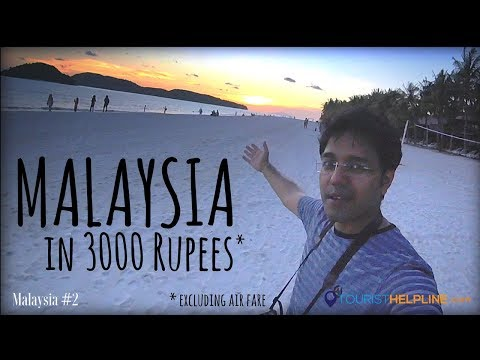 8 DAYS IN MALAYSIA : A budget trip (200 Ringgit) - 2017