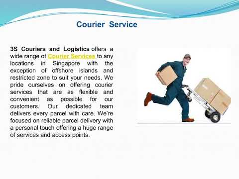 Same Day Delivery Service in Singapore