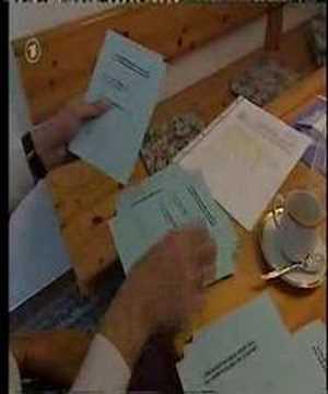 ARD Bericht Aus Berlin EUVerfassungsreferendum in Stempt