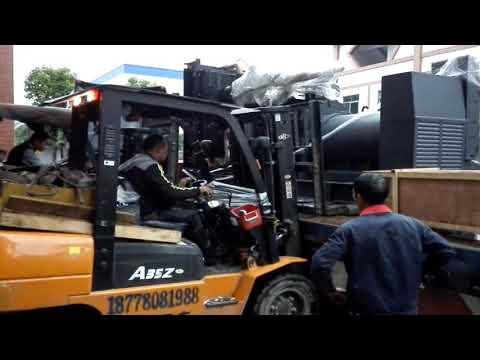 400KW 700KW Open Type  Shangchai Diesel Generator Set - SDEC Electric Generator