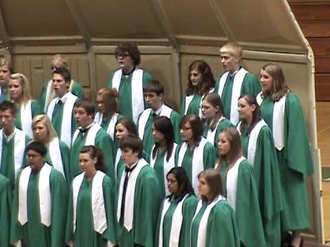 "Illiana A Cappella Choir ""Kumbaya"" - Neil Ginsberg, arr."