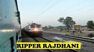 Blistering Barnacles WAP7 AK Rajdhani Creates Havoc