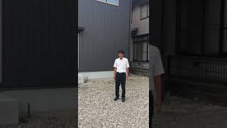 ゼロエネ住宅 BBQスペース|高気密高断熱住宅・福井県大野市あまや製材の動画