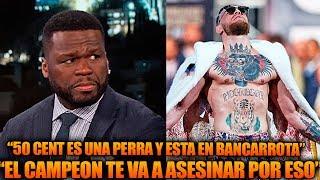 Conor McGregor llama perra a 50 Cent, Mario Yamasaki se explica   UFC En Español