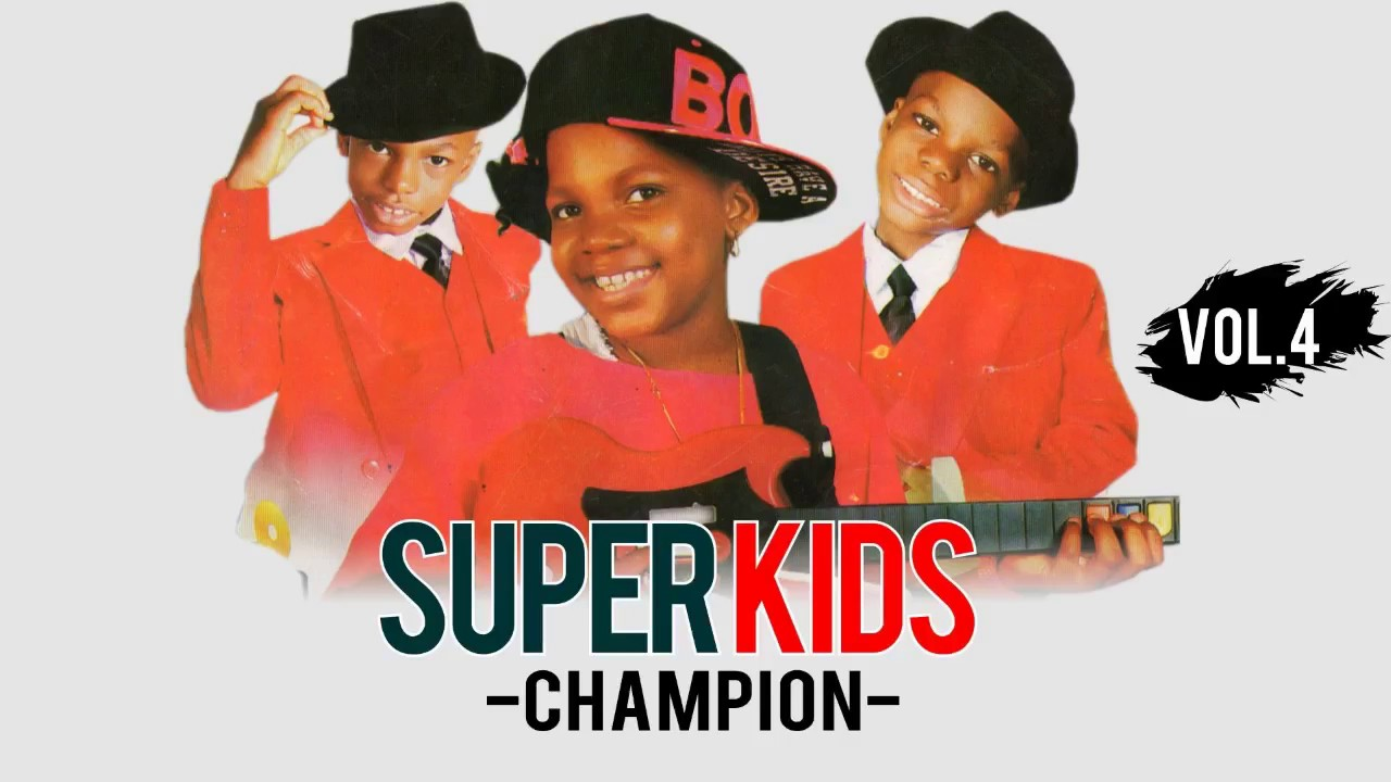 Superkids - Champion {Official Audio} - YouTube