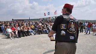 2009 American Legion Legacy Run Flight 93 Memorial Ceremony
