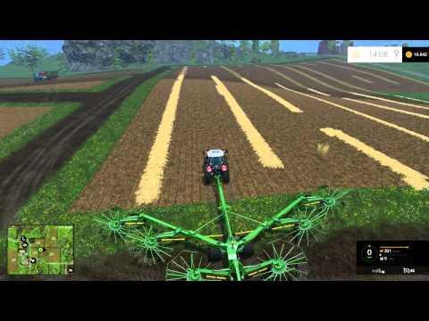 [TUTO] Comment récolter de la paille facilement sur Farming Simulator 2015