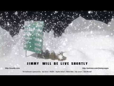 ✦ LIVE STREAM ✦ JUNE 2017 ✦ Chat With Jimmy Vegas - Playing Some Unity Games