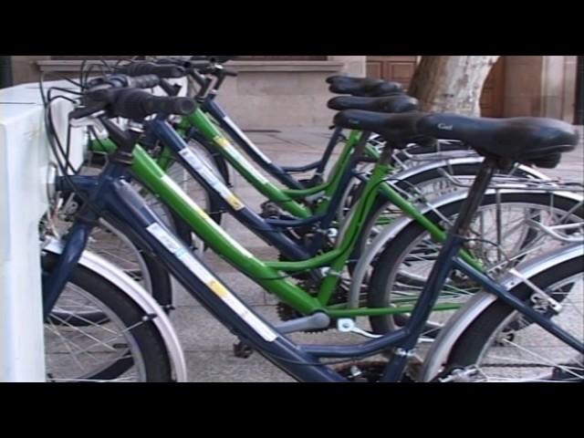 Préstamos de bicicletas 27-06-17