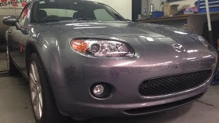 Mazda MX5 Exhaust and ECU Tuning; Tips and Traps