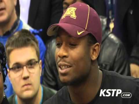 WEB EXTRA: Jeff Jones Signs with Gophers