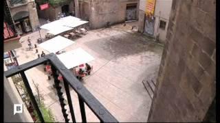 Barcelona TV - VIVIENDA DE DOS HAB. EN EL BARRI GÒTIC