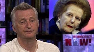 Billy Bragg: Margaret Thatcher Made Me A Socialist