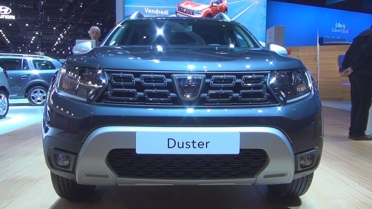 Dacia Duster Prestige Tce 150 4x2 Fap 2019 Exterior And Interior Youtube
