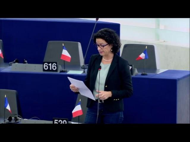 Christelle Lechevalier sur le Paquet « Énergie propre »