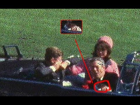 JFK Assassination Conspiracy Theories, Goatmen And UFOs