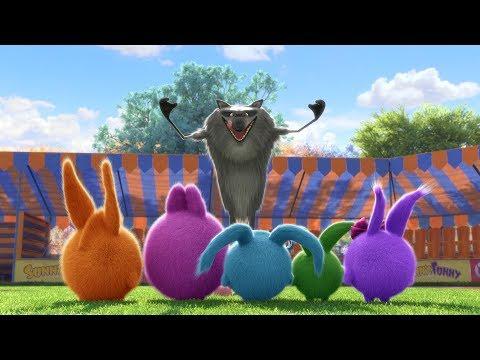 Солнечно Зайчики - Волк с Луны    Забавные мультфильмы для детей   WildBrain