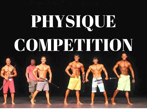 Natural Michigan NPC Physique and Bodybuilding Competition - 1st Place Victory